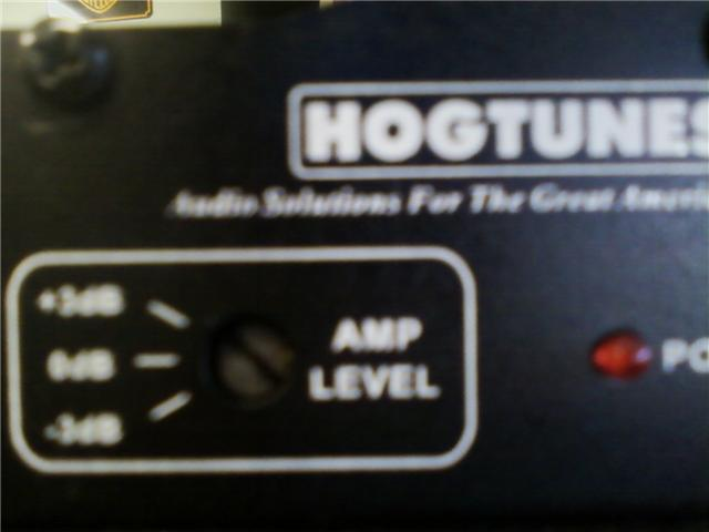 HogTunes wiring - The HERD
